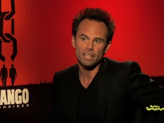 Video Interview With Walton Goggins