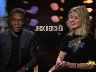 Video With Rosamund Pike And David Oyelowo