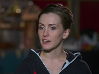 Cirque Du Soleil Worlds Away Erica Linz On Her Characters Journey Featurette