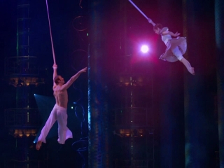 Cirque Du Soleil Worlds Away Ordinary Girl Tv Spot
