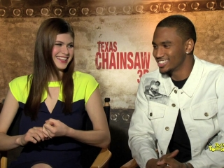 Video With Alexandra Daddario And Trey Songz