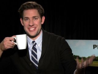 Video Interview With John Krasinski