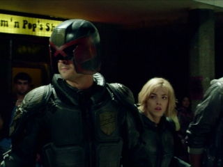 Dredd 3d Youre Mine