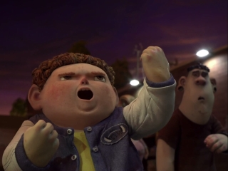 PARANORMAN: FACES OF PARANORMAN (SPANISH)