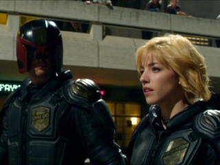 Dredd 3d Difference