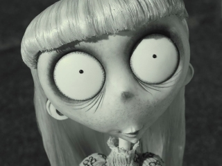 Frankenweenie Mr Whiskers Dream Italian