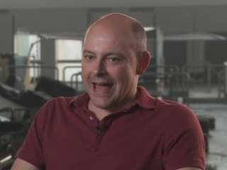 Warm Bodies Rob Corddry On His Characters Name - Warm Bodies - Flixster Video