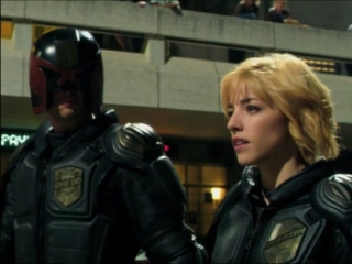 Dredd Clip 3 German