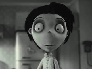 Frankenweenie Puppet Hospital Italian