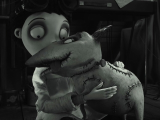 Frankenweenie Sparky Is Alive Italian