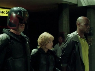 Dredd Clip 7 German