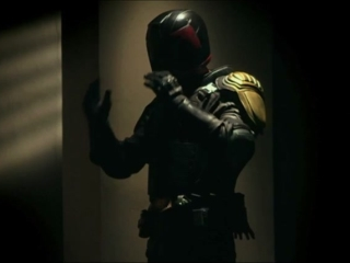 Dredd Clip 4 German