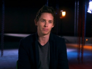 Les Miserables Eddie Redmayne On His Character
