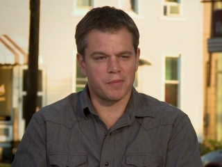 Promised Land Matt Damon On Where The Story Came From