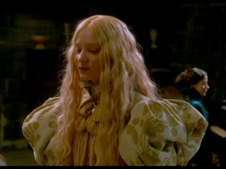 crimson peak dance scene costume