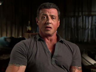Bullet To The Head Sylvester Stallone On The Appeal Of The Project