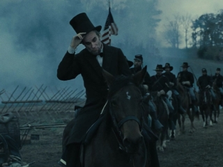 Lincoln Path To Freedom Featurette German