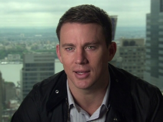 Side Effects Channing Tatum On Director Steven Soderbergh