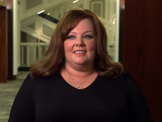 Melissa Mccarthy On What Enticed Her To Take The Project