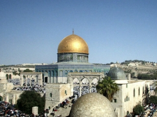 The Gatekeepers Bomb Plot On The Dome Of The Rock