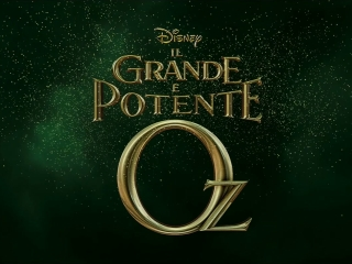 Oz The Great And Powerful Welcome Italian