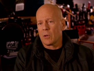 Bruce Willis On The Story