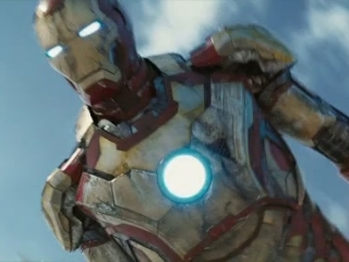 Iron Man 3 - Game Day Commercial