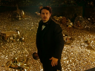 Oz The Great And Powerful Italian Super Bowl Spot