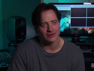Escape From Planet Earth Brendan Fraser On The Characters