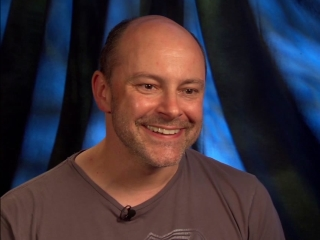 Escape From Planet Earth Rod Corddry On Brendan Frasers Character
