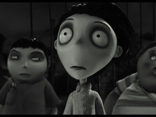 Frankenweenie Sparky Italian