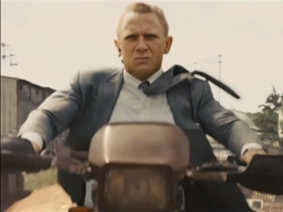 Skyfall Grand Bizarre Motorbike Chase