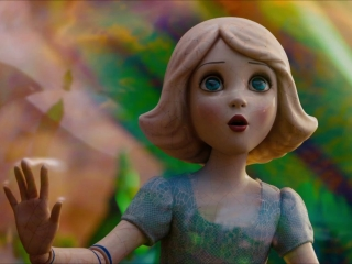 Oz The Great And Powerful Bubble Sequence Italian