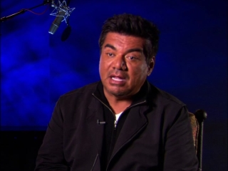 Escape From Planet Earth George Lopez On The Cast