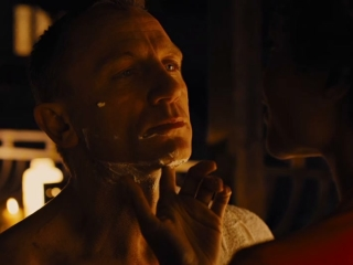 Skyfall Close Shave - Skyfall - Flixster Video