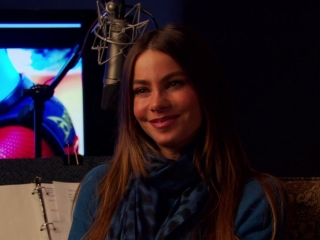 Escape From Planet Earth Sofia Vergara On Characters In The Film