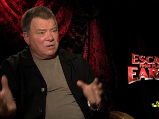 Video Interviews With The Cast Of Escape From Planet Earth