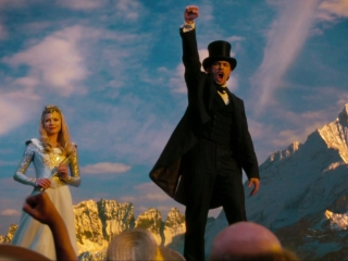 Oz The Great And Powerful Costume And Makeup Featurette