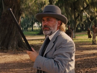 Django Unchained Christoph Waltz Featurette Spanish Subtitled