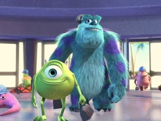 Monsters Inc Italian