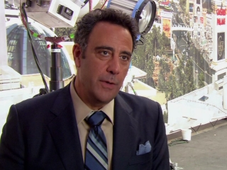 The Incredible Burt Wonderstone Brad Garrett On His Character