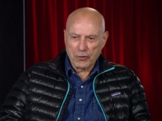 The Incredible Burt Wonderstone Alan Arkin On Working With Steve Carell