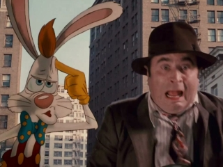 Who Framed Roger Rabbit Car Chase