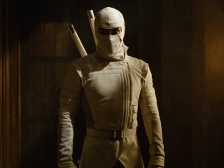 Gi Joe Retaliation Snake Eyes Vs Storm Shadow