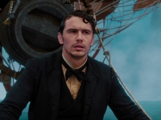Oz The Great And Powerful Waterfall Extended Clip