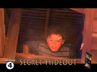 The Sugar Creek Gang Secret Hideout