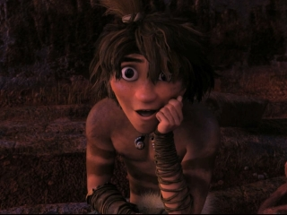 The Croods Making Of Featurette German