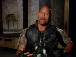 Gi Joe Retaliation Dwayne Johnson On The Appeal Of The Role