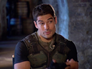 Gi Joe Retaliation Dj Cotrona On Being A Fan Of Gi Joe
