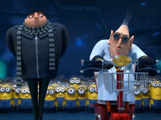 DESPICABLE ME 2: SALUTE KIDS CHOICE (TV SPOT)